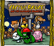Feature- Screenshot Spiel Cactus Bruce And The Corporate Monkeys
