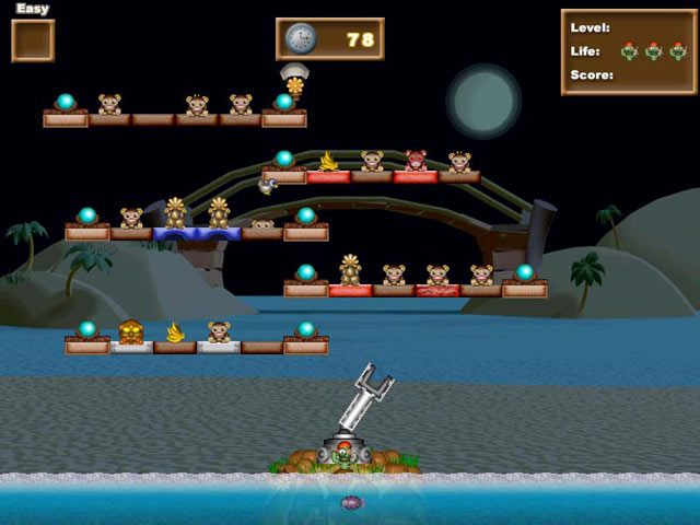 Spiele Screenshot 1 Cactus Bruce And The Corporate Monkeys