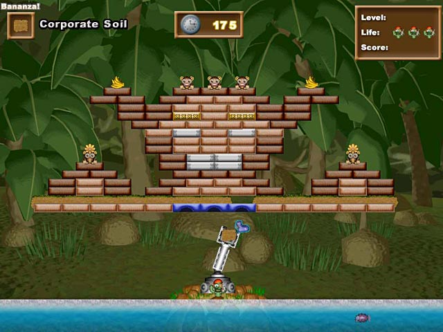 Spiele Screenshot 2 Cactus Bruce And The Corporate Monkeys