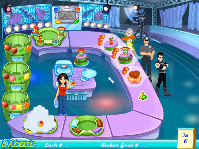 Play cake mania 2 online games big fish for Big fish games free download full version