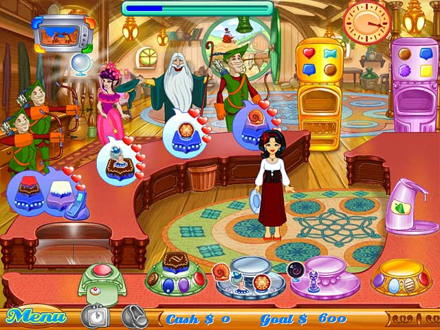 Play cake mania 3 online games big fish for Big fish games free download full version