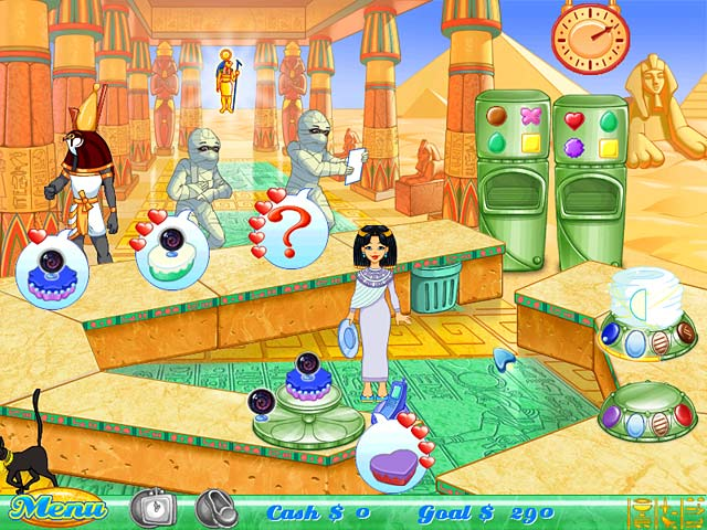 Game screenshot 3 Cake Mania 3
