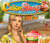 Feature screenshot game Cake Shop 2