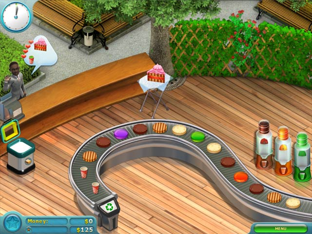 Game screenshot 1 Cake Shop 2