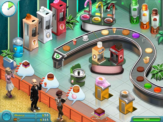 Game screenshot 2 Cake Shop 2