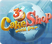 Feature screenshot game Cake Shop 3