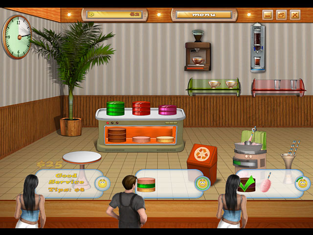 Play Free Online Cake Shop