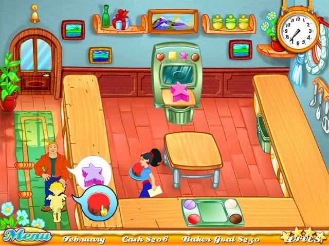 Game screenshot 3 Cake Mania