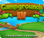 Feature screenshot game Campgrounds IV Collector's Edition