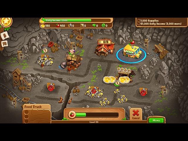Game screenshot 1 Campgrounds IV