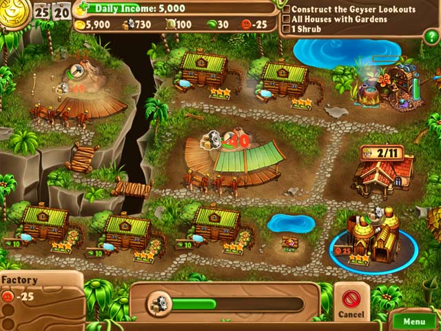 Game screenshot 2 Campgrounds: The Endorus Expedition