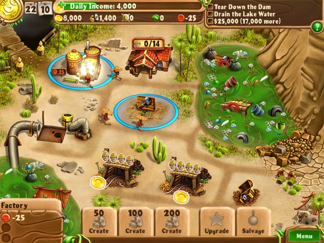 Game screenshot 3 Campgrounds: The Endorus Expedition