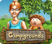 Campgrounds casual game