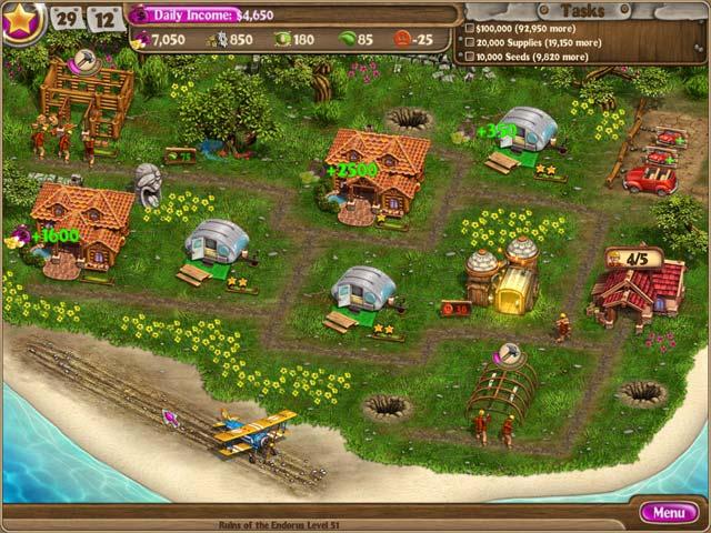 Game screenshot 2 Campgrounds