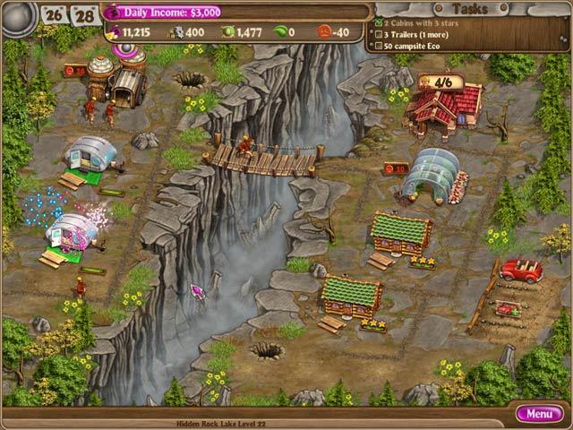 Game screenshot 3 Campgrounds