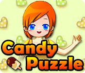 Feature screenshot game Candy Puzzle