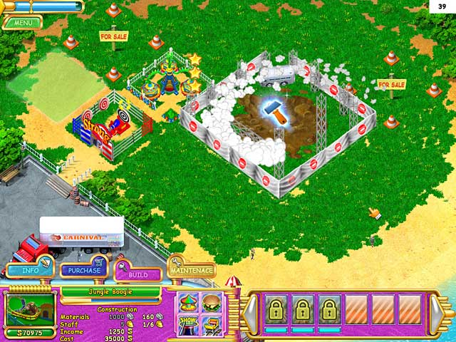 Game screenshot 1 Carnival Mania