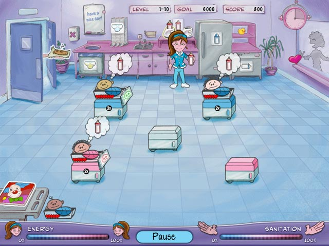 Game screenshot 1 Carrie the Caregiver