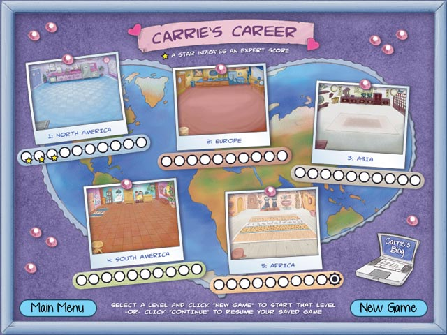Game screenshot 3 Carrie the Caregiver
