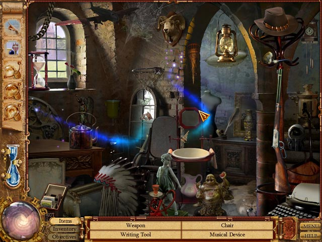 Cassandra 39 s journey 2 the fifth sun of nostradamus game for Big fish hidden object games