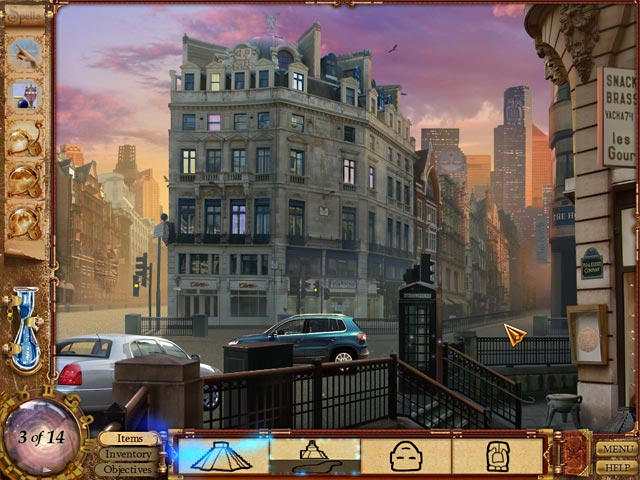 Game screenshot 3 Cassandra's Journey 2: The Fifth Sun of Nostradamus