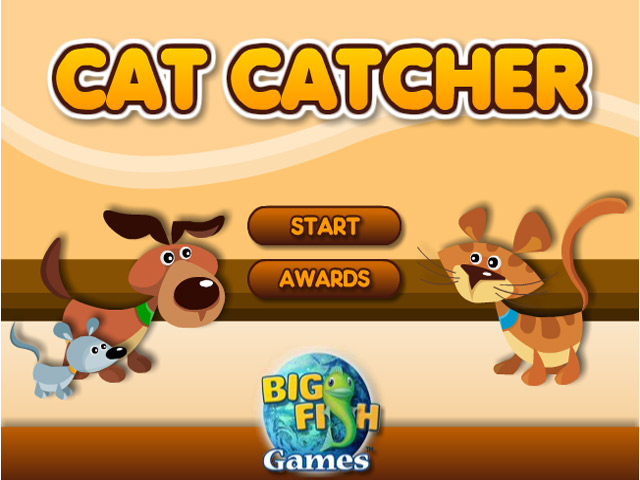 Screenshots Cat Catcher -
