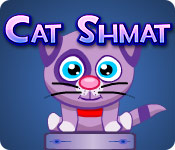 Feature screenshot game Cat Shmat