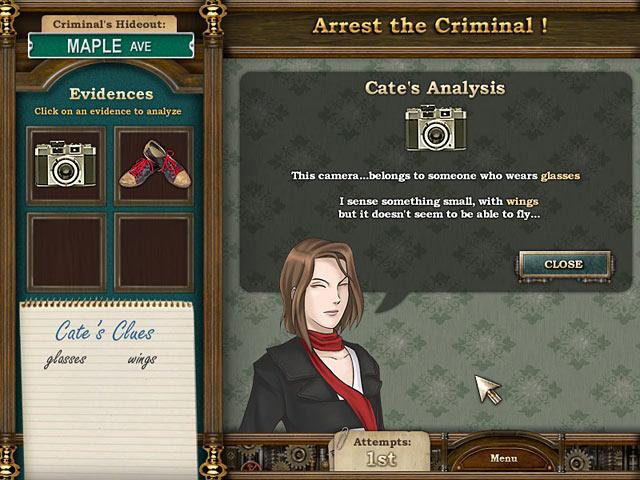 Game screenshot 3 Cate West: The Vanishing Files