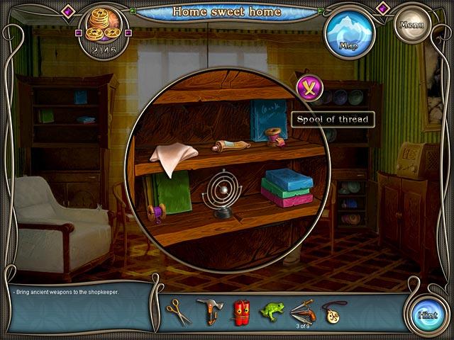 Cave Quest Screen2
