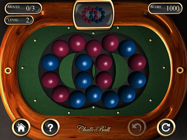 ChallenBall screen 2