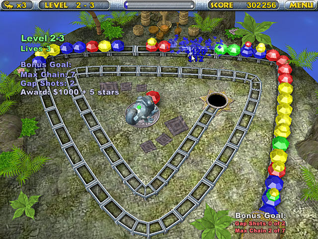 Game screenshot 1 Chameleon Gems