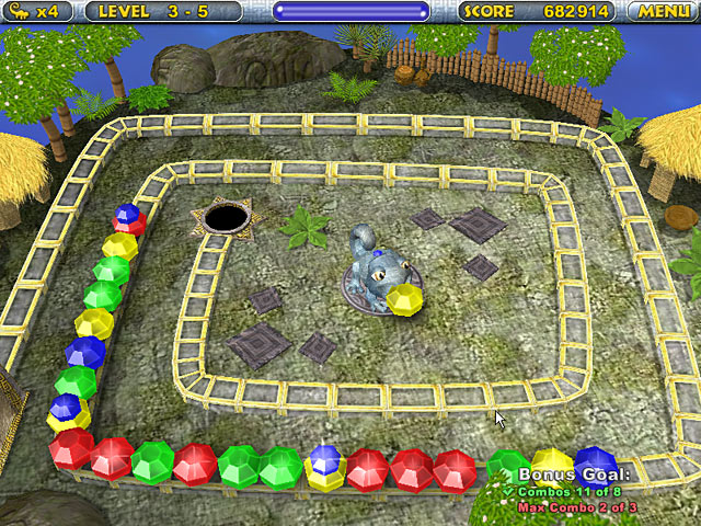 Game screenshot 2 Chameleon Gems