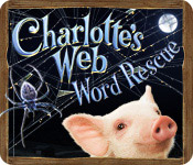 Feature screenshot game Charlotte's Web - Word Rescue