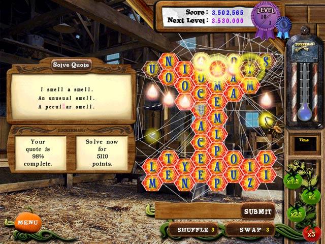 Game screenshot 2 Charlotte's Web - Word Rescue