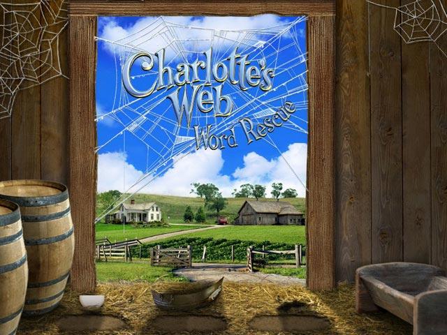 Game screenshot 3 Charlotte's Web - Word Rescue