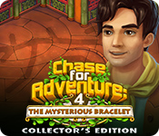 Feature screenshot game Chase For Adventure 4: The Mysterious Bracelet Collector's Edition