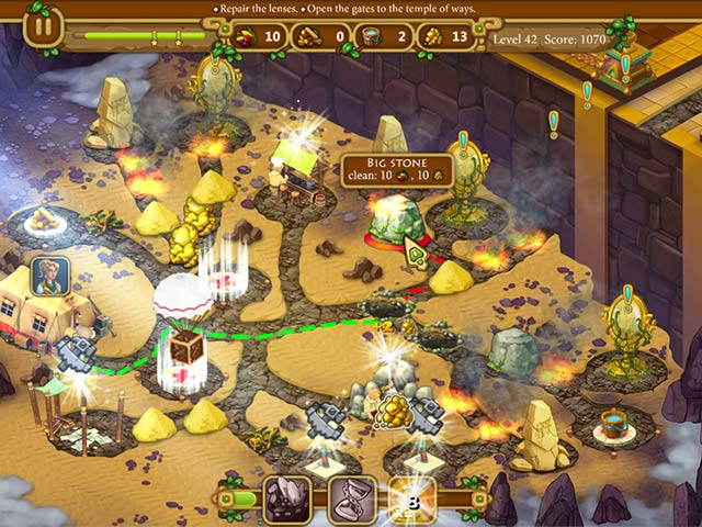 Chase for Adventure: The Lost City img