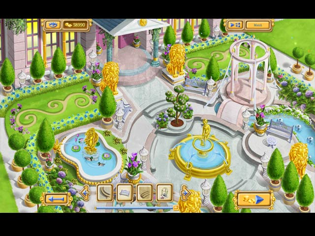 game system requirements - Garden Design Game