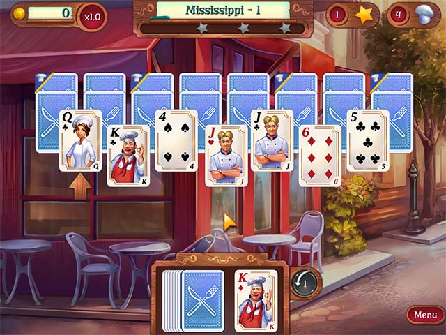 Chef Solitaire: USA - Review