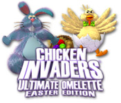 Chicken Invaders 4: Ultimate Omelette Easter Edition feature