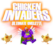 Chicken Invaders 4: Ultimate Omelette -