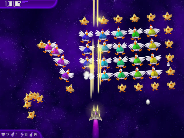 Chicken Invaders 4: Ultimate Omelette – Mac Screenshot-1