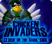 Feature screenshot game Chicken Invaders 5: Cluck of the Dark Side