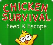 Feature screenshot game Chicken Survival