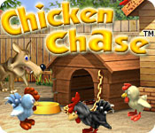 Chicken Chase - Big Fish Games