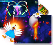 Chicken Invaders 3 - Mac