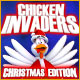 free download Chicken Invaders 3 Christmas Edition game