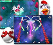 Chicken Invaders 3 Christmas Edition - Mac