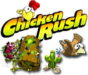 Feature screenshot game Chicken Rush