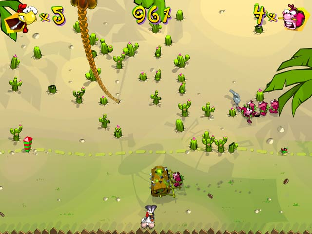 Game screenshot 1 Chicken Rush